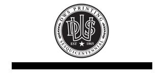 DWS Printing