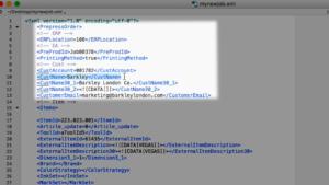 5 Datalink 5.1 Folder Structures